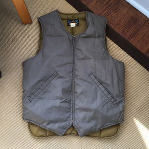 Other - VTG 60sEddie Bauer down vest hunting size 40